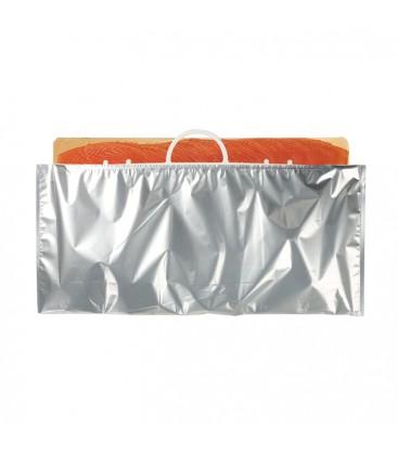 100 sacs isothermes saumon horizontal