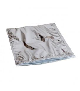 100 pochettes isothermes avec zip 20 x 25 cm
